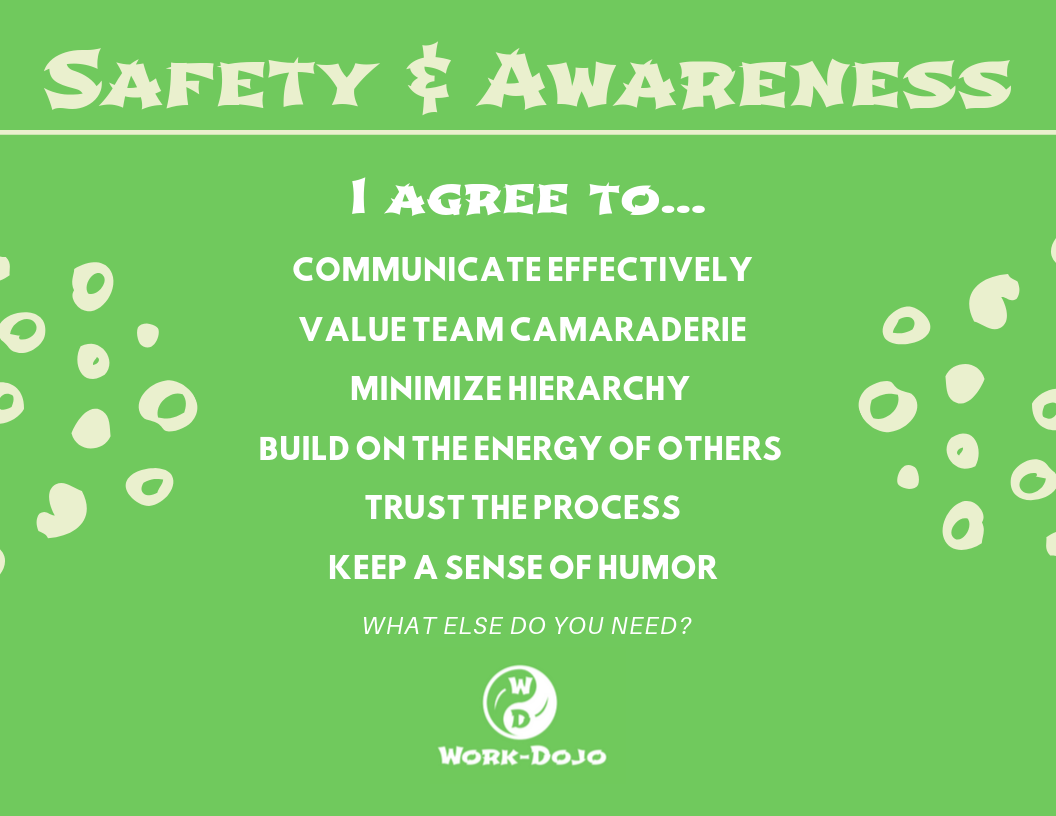 Creating Safety and Awareness at Work